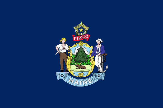 C:\Users\^nks^\Desktop\штаты америки\687px-Flag_of_Maine.svg.png